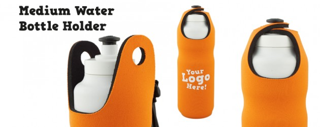 Medium water bottle holder