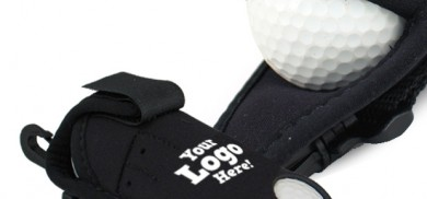 neoprene golf ball holder