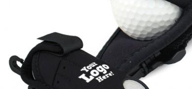 neoprene golf ball holder